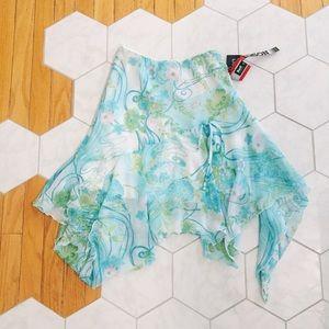 Dresses & Skirts - Beach blue skirt